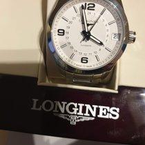Longines Conquest Classic Acier 42mm Argent France, VALENCE