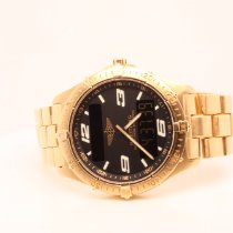 Breitling Yellow gold Quartz K65062 pre-owned United States of America, Pennsylvania, Uniontown