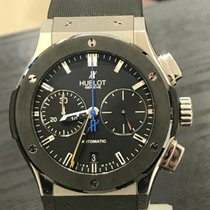 Hublot Classic Fusion Chronograph Titanium 45mm Black No numerals United Kingdom, London