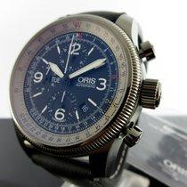 Oris Big Crown X1 Steel 46mm Black Arabic numerals