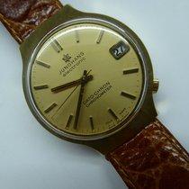 Junghans Electronic Dato-Chron Chronometer Gold 14K