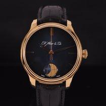 H.Moser & Cie. Oro rosado 40,8mm Cuerda manual 1348-0100 nuevo