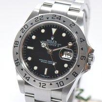 Rolex Explorer II Stahl Ref. 16570  Papiere Box 2009