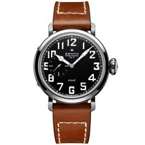 Zenith Pilot Type 20 Lady Steel 40mm Black Arabic numerals United States of America, Pennsylvania, Holland