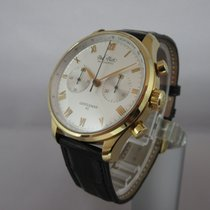 Paul Picot Gentleman Chronograph 42mm 18K Rosegold - Full Set