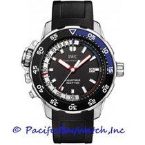IWC Aquatimer Deep Two новые Автоподзавод Хронограф Часы с оригинальными документами и коробкой IW354702