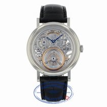 Breguet Platinum Manual winding 40mm pre-owned Classique Complications