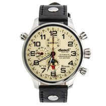 Ingersoll IN6106CR BISON AUTOMATIC CHRONO 20 ATM LIMITED EDITION