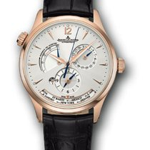 Jaeger-LeCoultre Master Geographic Rose Gold