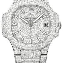 Patek Philippe Nautilus Ladies Diamonds