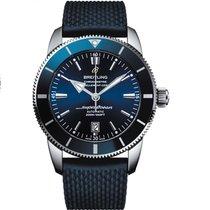 Breitling SuperOcean Heritage II, AB202016/C961/277S, Blue...