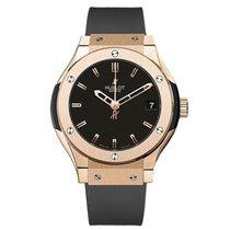 Hublot Classic Fusion 33mm Rose Gold Quartz Watch