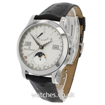 Jaeger-LeCoultre Master Calendar Steel 38mm Silver United Kingdom, London