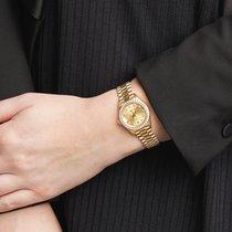 Rolex Lady-Datejust Geelgoud 26mm Champagne Nederland, Amsterdam