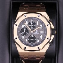 Audemars Piguet Royal Oak Offshore Chronograph Roségull 42mm Arabisk