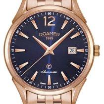 Roamer Ατσάλι 41mm 550660-49-45-50 καινούριο