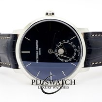 Frederique Constant Manufacture Slimline Moonphase FC-705N4S6 new