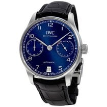 IWC IW500710 Steel 2020 Portuguese Automatic 42.3mm new United States of America, New York, New York