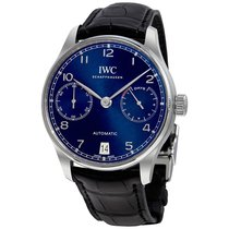 IWC IW500710 Steel Portuguese Automatic 42.3mm new United States of America, New York, New York