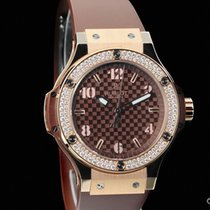 Hublot Big Bang 38 mm neu 38mm Roségold