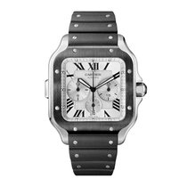 Cartier Santos (submodel) WSSA0017 2020 new