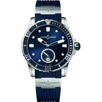 Ulysse Nardin Lady Diver Steel 40mm Blue