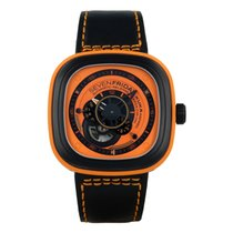 Sevenfriday Steel 47mm Automatic SF-P1/03 pre-owned