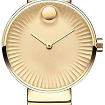 Movado Edge Or jaune 34mm Or