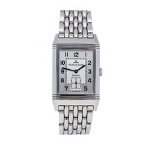 Jaeger-LeCoultre Reverso Grande Taille Steel 26mm Silver Arabic numerals United States of America, Pennsylvania, Bala Cynwyd