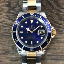 Rolex Submariner Date Gold/Steel 40mm Blue No numerals United States of America, California, Glendale