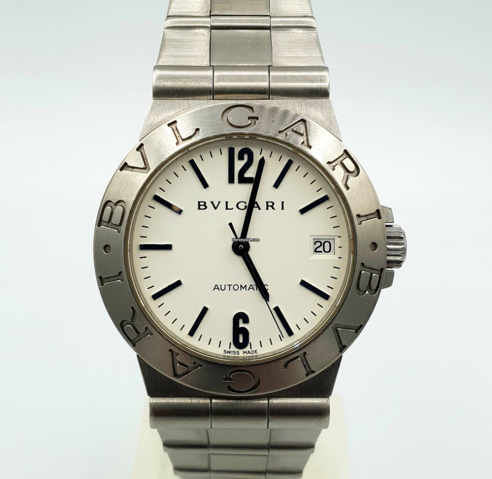 fc7d388a91cb2 Pre-owned Bulgari watches | buy a pre-owned Bulgari watch on Chrono24