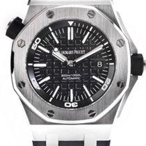 Audemars Piguet Royal Oak Offshore Diver 15703ST.OO.A002CA.01 2014 new