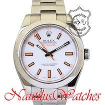 Rolex Milgauss 116400 2008 gebraucht