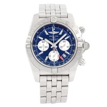Breitling Chronomat GMT Steel 44mm Blue No numerals United States of America, Arizona, SCOTTSDALE