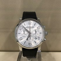 Montblanc pre-owned Automatic 43mm White Sapphire crystal 3 ATM