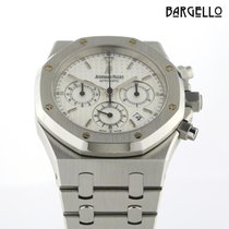 Audemars Piguet 25860ST.OO.1110ST.05 Zeljezo 2005 Royal Oak Chronograph 39mm rabljen