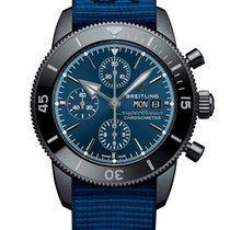 Breitling Superocean Héritage Chronograph neu 2020 Automatik Uhr mit Original-Box und Original-Papieren M133132A1C1W1