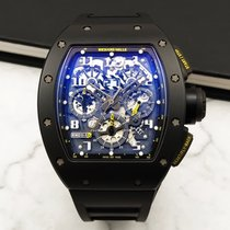 Richard Mille Ceramic Automatic pre-owned RM 011