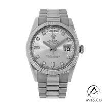 Rolex Day-Date II 218239 2012 tweedehands