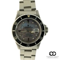 Rolex Submariner Date Steel 40mm Mother of pearl No numerals United States of America, Michigan, Southfield
