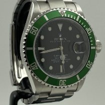 Rolex Submariner Date 16610LV 2006 подержанные