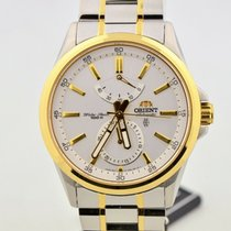 Orient pre-owned Automatic 42mm Silver