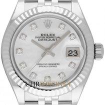 Rolex Lady-Datejust neu 2020 Automatik Uhr mit Original-Box und Original-Papieren 279174