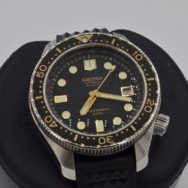 Seiko Marinemaster Steel 44.8mm Black United States of America, New York, New York
