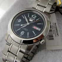Seiko 39mm Automatic 2000 new 5 Black