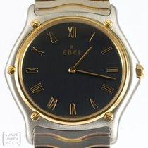 Ebel Classic Gold/Stahl 33mm Grau Deutschland, Weißenbrunn