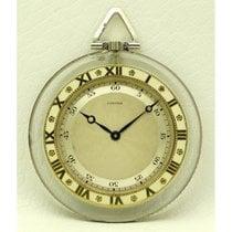 Cartier | Cartier Pocket Watch, Rock Crystal, from twenties