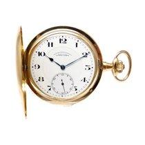 아랑게운트죄네,중고시계,51 mm mm,옐로우골드
