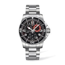 Longines HydroConquest nieuw Staal