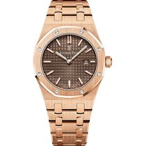Audemars Piguet Royal Oak Lady new Quartz Watch with original box and original papers 67650OR.OO.1261OR.01